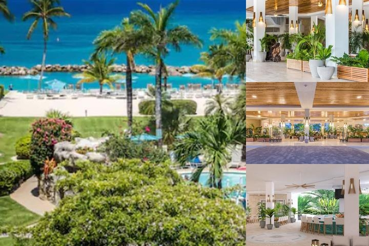 Margaritaville Beach Resort Grand Cayman photo collage