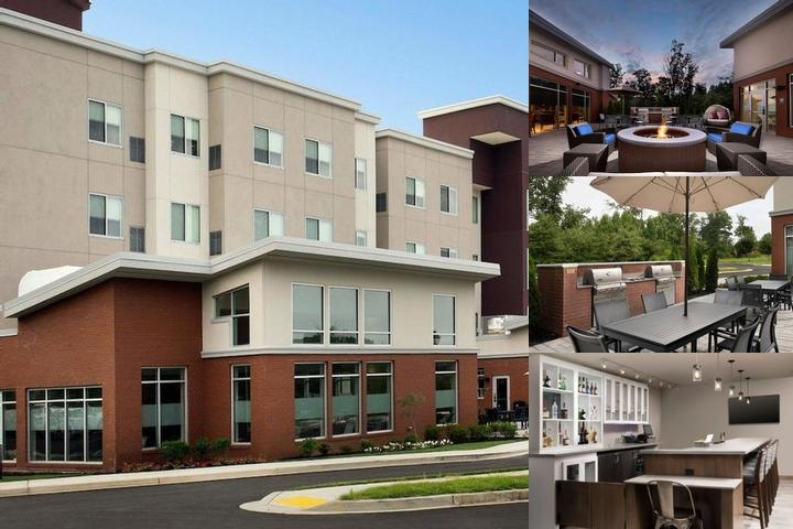 Residence Inn by Marriott Baltimore Owings Mills photo collage