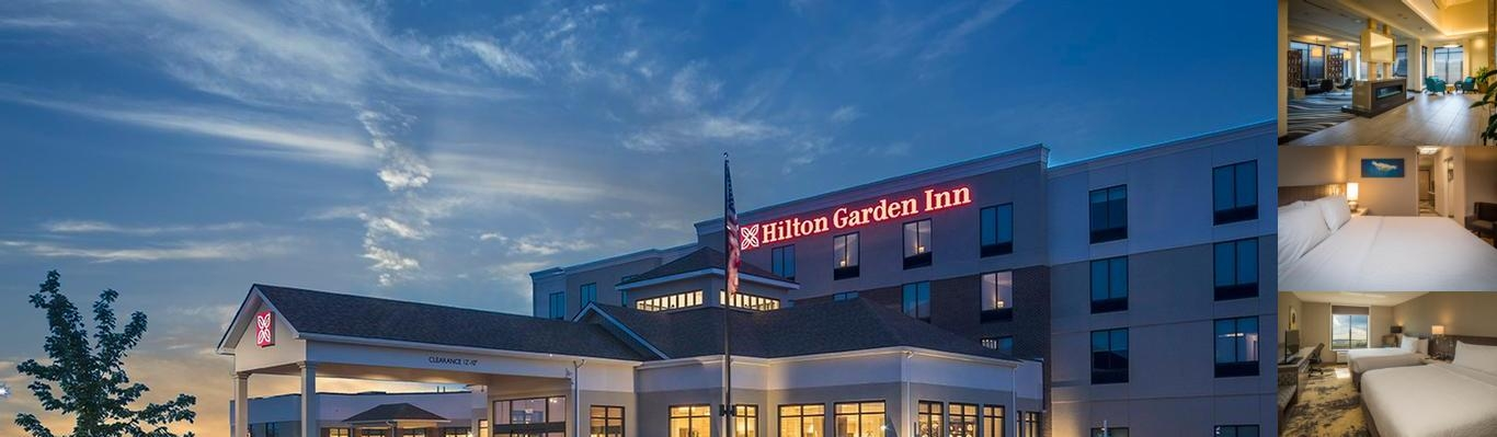 Hilton Garden Inn Pittsburgh Airport photo collage