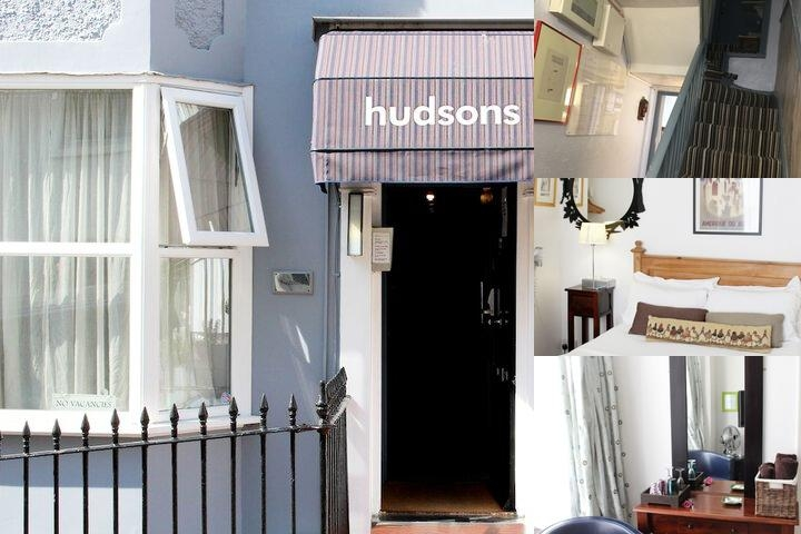 Hudsons photo collage