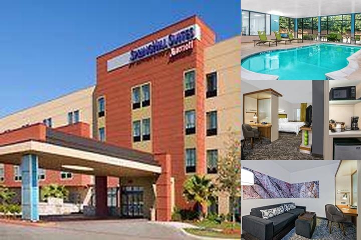 Springhill Suites by Marriott Seaworld / Lackland photo collage