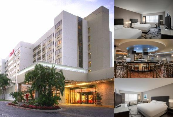 Doubletree by Hilton Los Angeles Norwalk photo collage