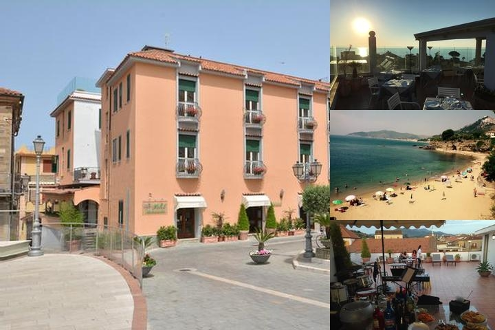 Hotel Antonietta photo collage