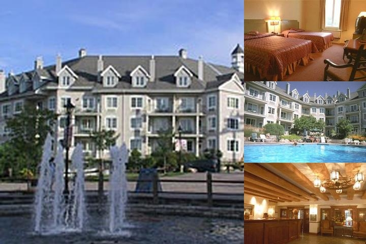 Les Suites Tremblant photo collage
