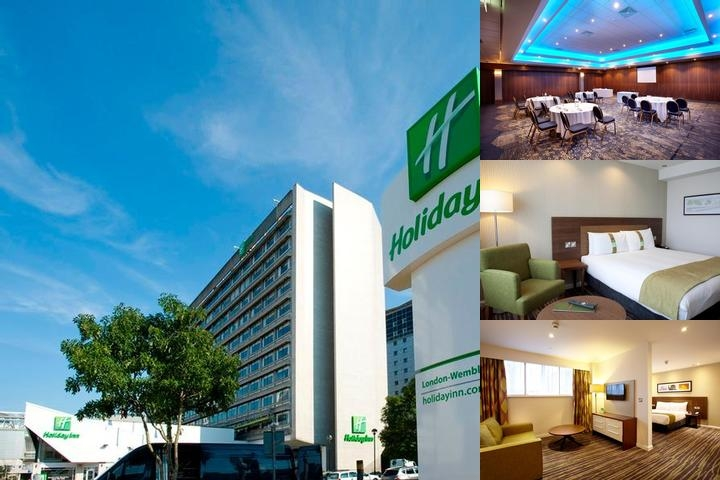 Holiday Inn London Wembley photo collage