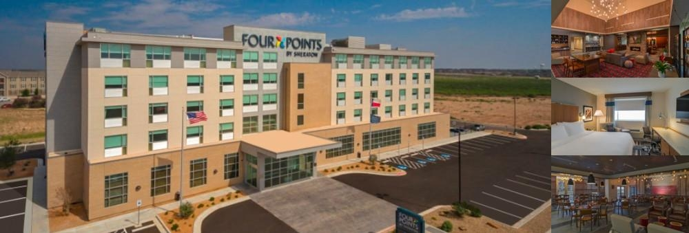 Four Points by Sheraton Hotels photo collage