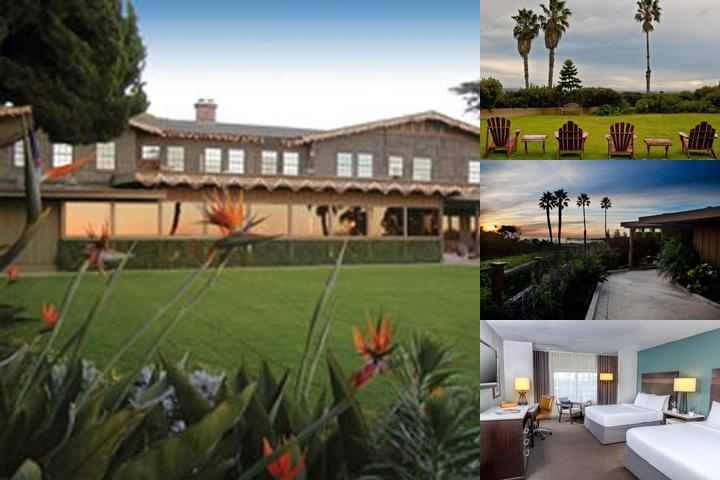 Wyndham Garden Ventura Pierpont Inn photo collage