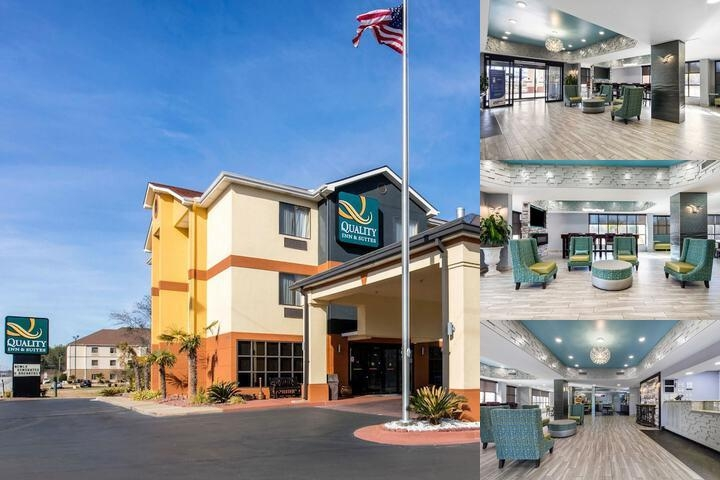 Comfort Inn Al139 photo collage