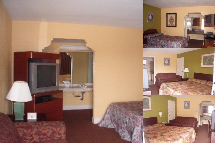 Americas Best Value Inn Huntsville photo collage