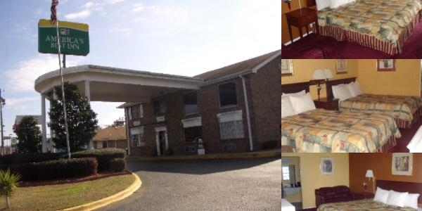 America's Best Inn Montgomery South photo collage