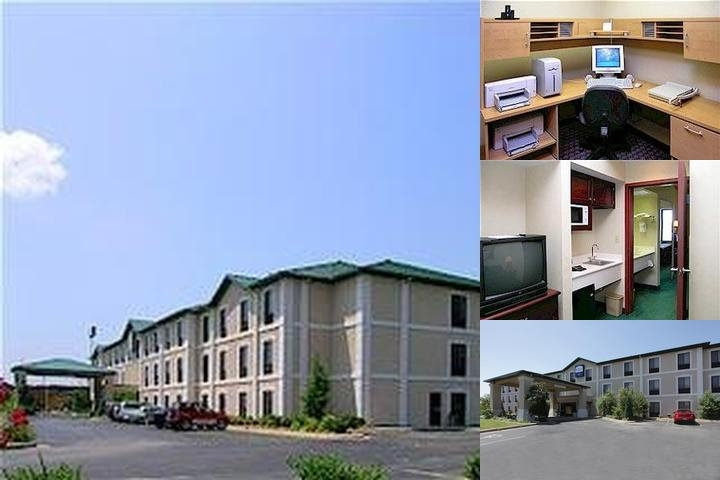 Lexington Suites of Jonesboro photo collage