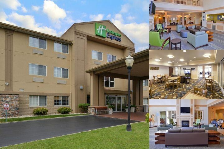 Holiday Inn Express & Suites St. Joseph photo collage