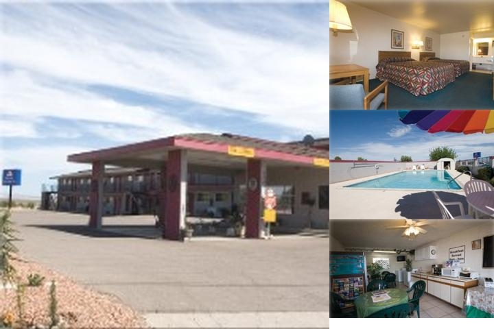 Americas Best Value Inn Needles photo collage