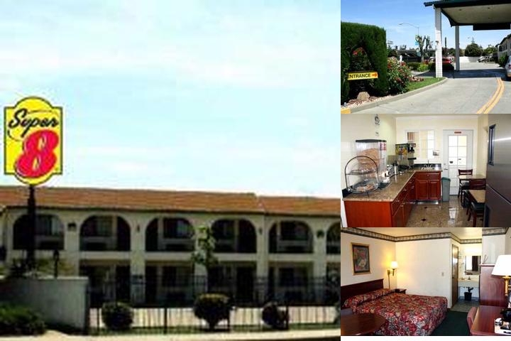 Americas Best Value Inn Sacramento / Old Town photo collage