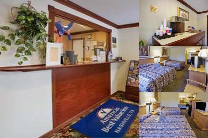 Americas Best Value Inn Nashville / Downtown photo collage