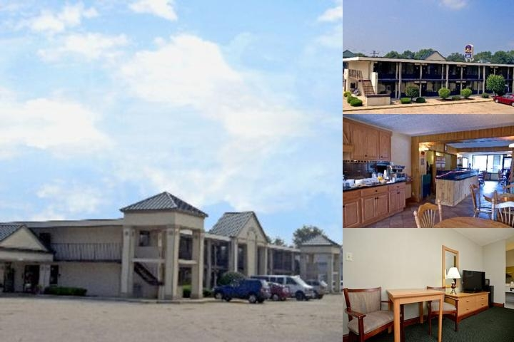 Best Western Inn photo collage