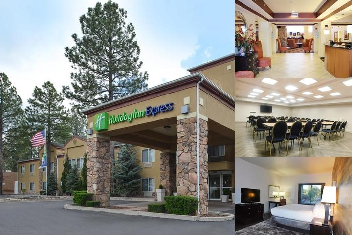 Holiday Inn Express Pinetop photo collage