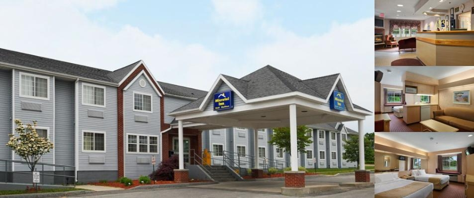 Microtel Inn & Suites by Wyndham Baldwinsville / Syracuse photo collage