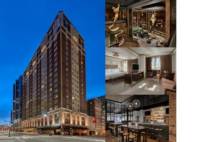 Hotel Phillips photo collage