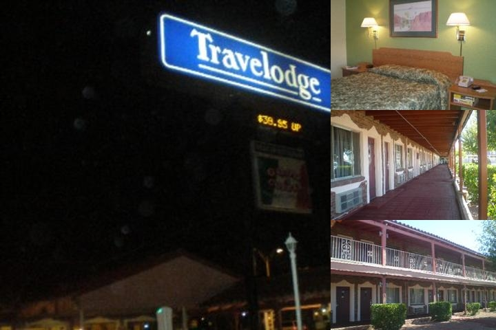 Travelodge El Paso Airport photo collage