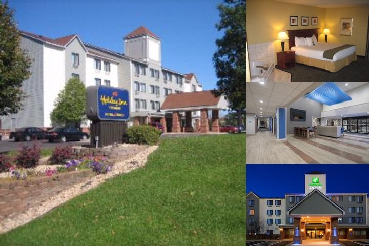 Holiday Inn Express Minneapolis / Coon Rapids / Blaine photo collage