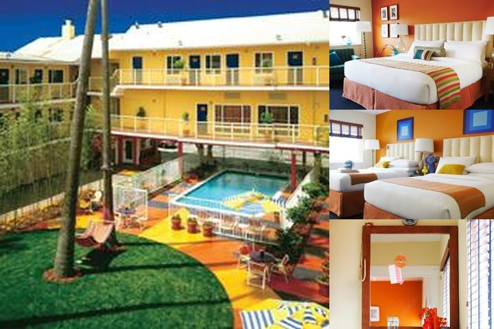 Hotel Del Sol photo collage