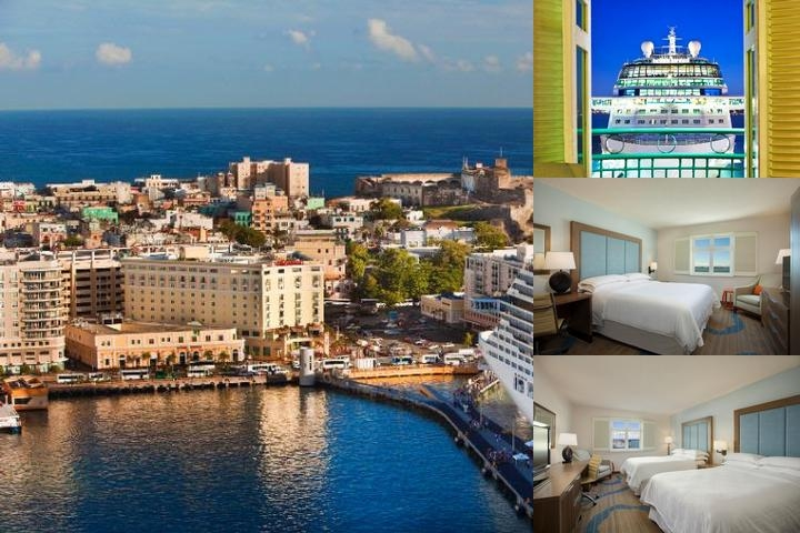 Sheraton Old San Juan Hotel photo collage