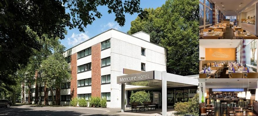 Mercure Hotel Bielefeld Johannisberg photo collage