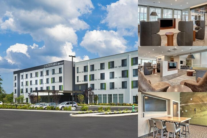 Courtyard by Marriott Philadelphia Deptford photo collage