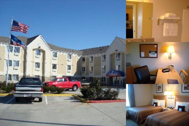 Candlewood Suites Beaumont photo collage