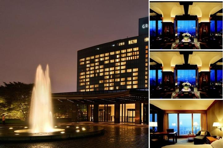 Grand Hyatt Seoul photo collage