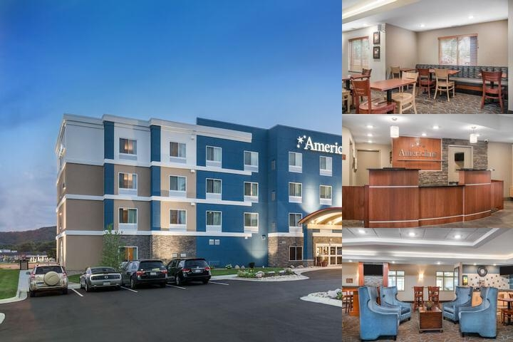 Americinn Hotel & Suites Winona photo collage