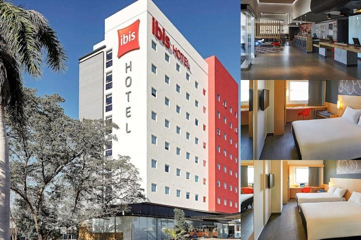 Ibis Culiacan photo collage