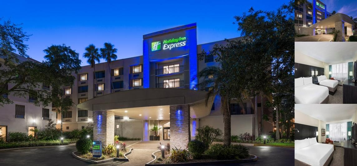 HOLIDAY INN EXPRESSR HOTEL SUITES