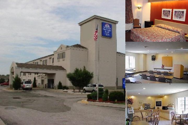 Americas Best Value Inn & Suites Lee's Summit / Kansas City photo collage