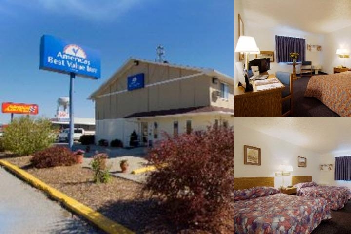 Americas Best Value Inn Frankfort photo collage