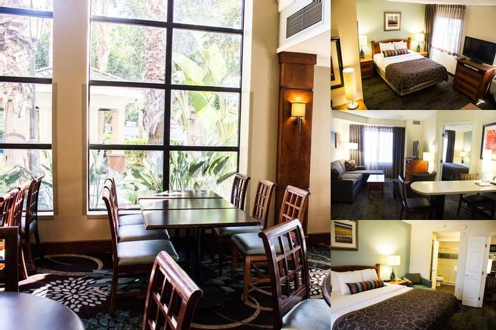 Staybridge Suites Anaheim Resort photo collage