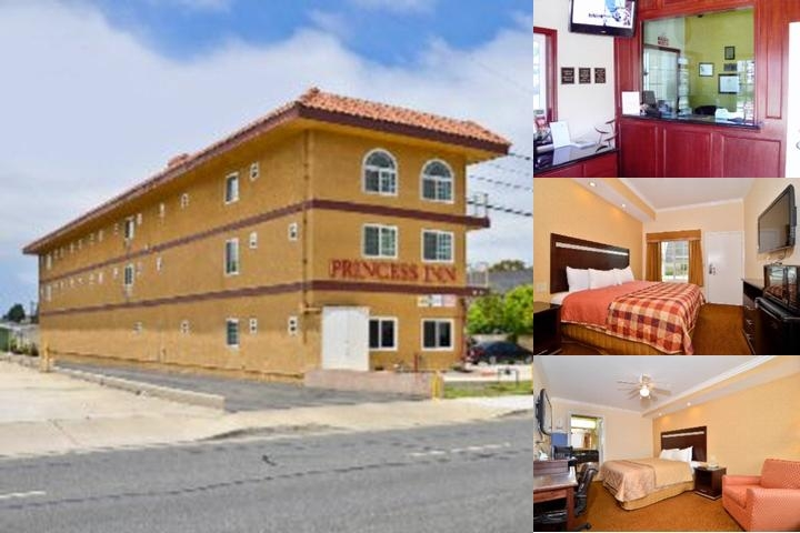 Americas Best Value Inn Westminster / Huntington Beach photo collage