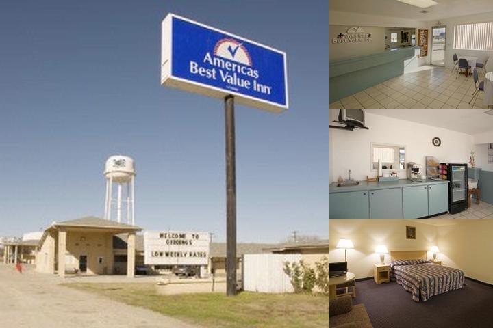 Americas Best Value Inn Giddings photo collage