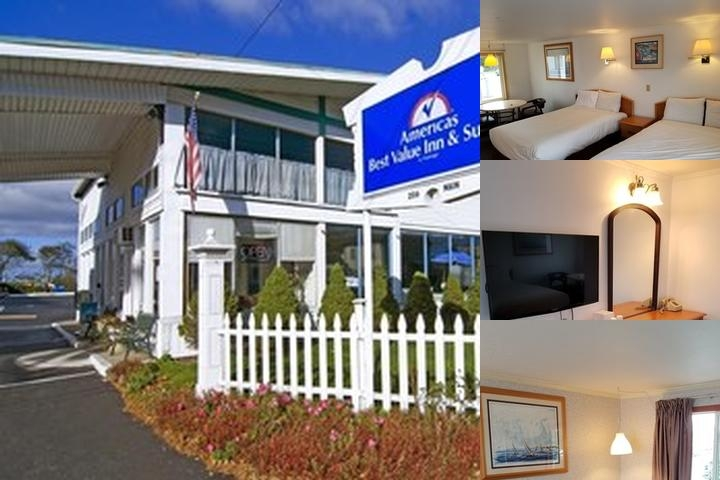 Americas Best Value Inn & Suites Hyannis / Cape Cod photo collage