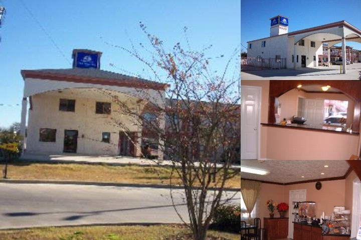 Americas Best Value Inn & Suites Hempstead / Prairie View photo collage