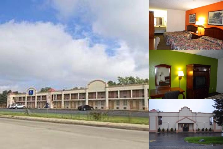 Americas Best Value Inn Indy South photo collage