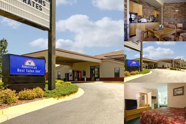 Americas Best Value Inn Augusta / Fort Gordon photo collage