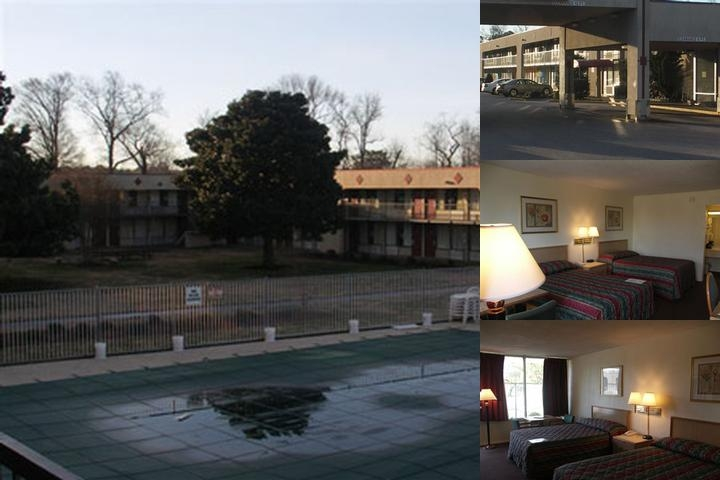 Americas Best Value Inn Norfolk Airport Area photo collage