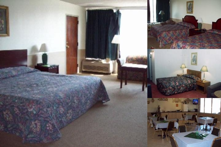 Country Hearth Inn & Suites South Point photo collage