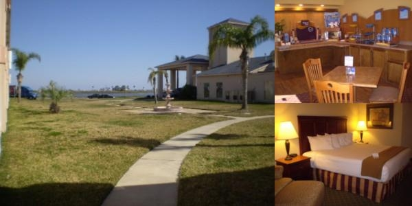 Americas Best Value Inn Rockport / Fulton photo collage