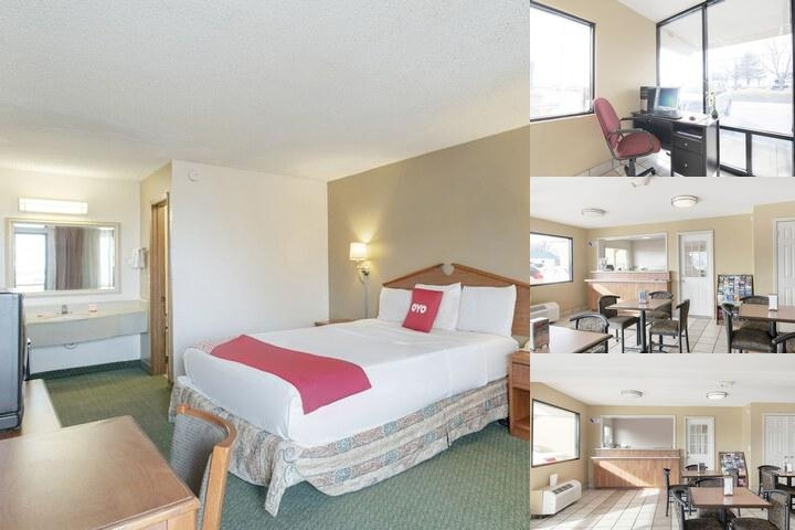 Americas Best Value Inn Tulsa Airport photo collage