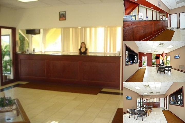 Americas Best Value Inn Phillipsburg photo collage