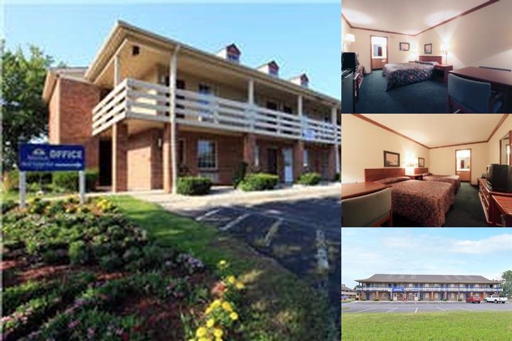 Americas Best Value Inn Maumee / Toledo photo collage