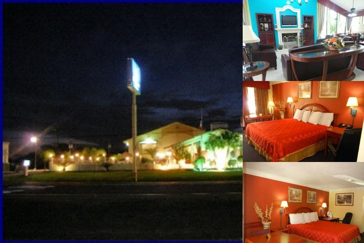 Americas Best Value Inn & Suites Alvin / Houston photo collage